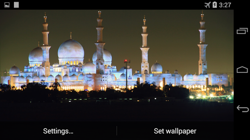 Sheikh Zayed Mosque Wallpaper For PC Windows (7, 8, 10, 10X) & Mac Computer Image Number- 8