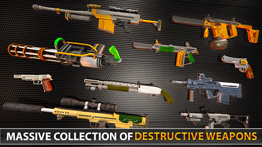 Police Counter Terrorist Shooting - FPS Strike War 11 Screenshots 8