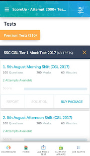 Times Online Test