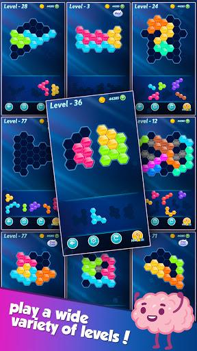 Block! Hexa Puzzleu2122  screenshots 3
