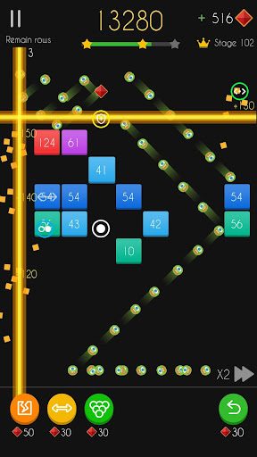 Balls Bricks Breaker 2 - Puzzle Challenge modavailable screenshots 5