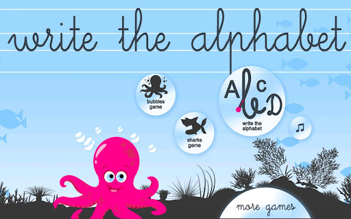 Write the Alphabet for Kids For PC Windows (7, 8, 10, 10X) & Mac Computer Image Number- 6