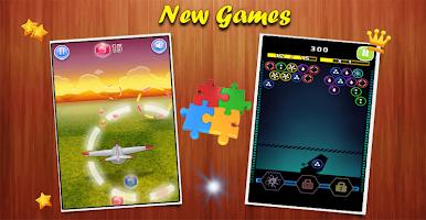 Race GameBox-2 : Free Offline Multiplayer Games