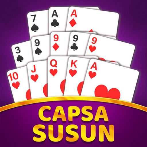 Capsa Susun Offline
