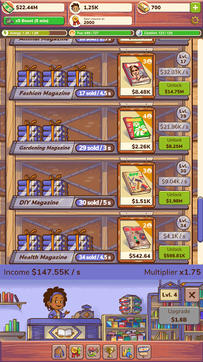 Idle Tycoon: Shopkeepers 1.2.1 screenshots 4
