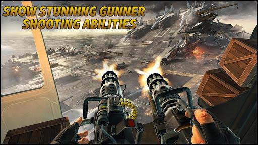 desert storm heli machine gun games screenshot 1