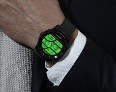 A41 WatchFace for LG G Watch Rのおすすめ画像3