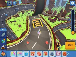 Starlit On Wheels: Super Kart