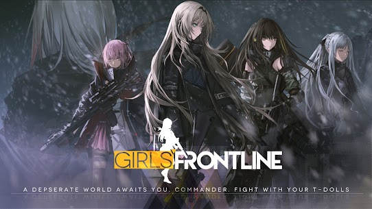 Girls' Frontline  Apps For Pc | How To Install (Download On Windows 7, 8, 10, Mac) 1