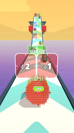 Flying Arrow Fest - Count Masters Brain Challenge  screenshots 18
