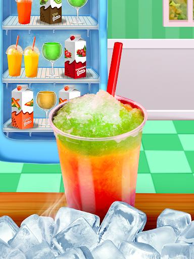 Icy Slushy Maker Cooking Game 1.1.3 screenshots 1
