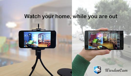Home Security Camera WardenCam - reuse old phones 2.8.2 Screenshots 8