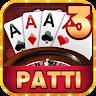 3 Patti King - Fun And Easy To Play game apk icon