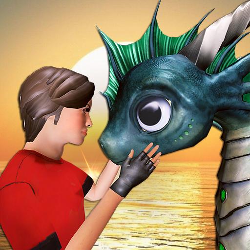 Real Dragons Training -  Super Dragon Simulator