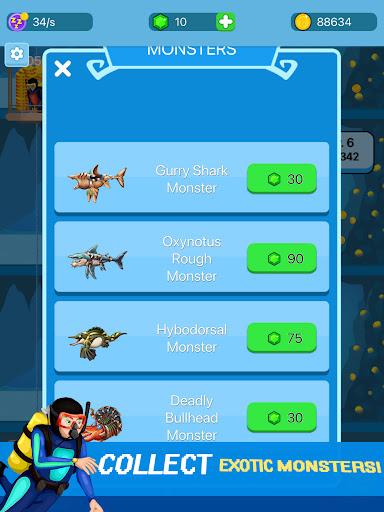 Sea Jurassic Tycoon  screenshots 13