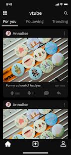 vTube – Indonesian short video sharings 3