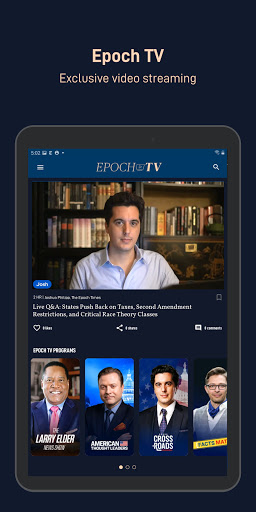 The Epoch Times: Live & Breaking News  screenshots 10