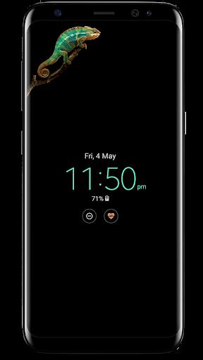 Custom AOD (Add images on Always On Display) 3.1.6 Beta Screenshots 6