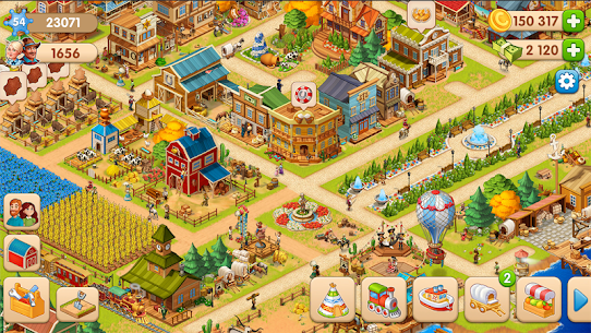 Homesteads Mod Apk (Unlimited Money) 8