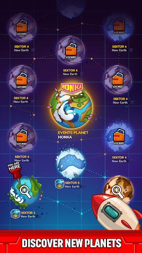 Endless Colonies: Idle Space Explorer  screenshots 3