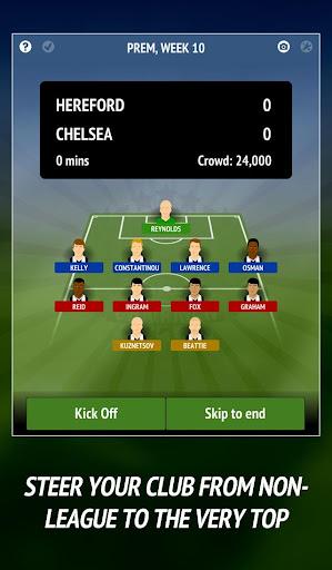 Football Chairman - Build a Soccer Empire  screenshots 2