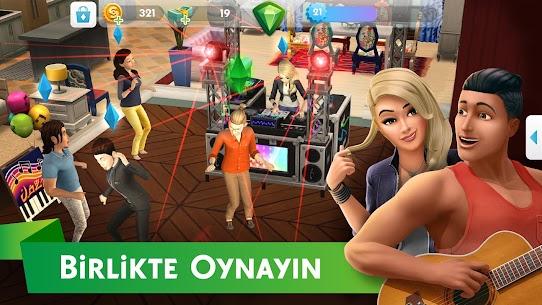 The Sims™ Mobil + Para Hile Apk indir v25.0.1.108301 5