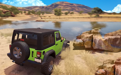 Offroad Xtreme Jeep Driving Adventure Screenshots 4