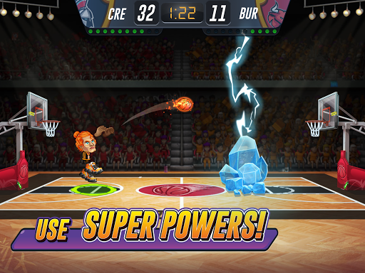 Basketball Arena apktram screenshots 7