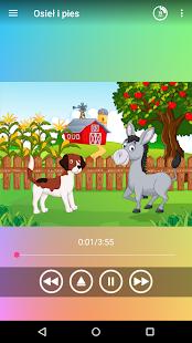 Audio Bajki dla dzieci polsku za darmo  Screenshots 1
