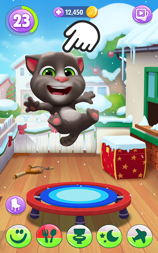 My Talking Tom 2 goodtube screenshots 12