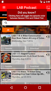 Law Abiding Biker Podcast For Pc – (Windows 7, 8, 10 & Mac) – Free Download In 2020 2