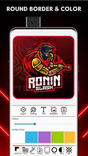 Logo Esport Maker | Create Gaming Logo Maker  Screenshots 11