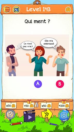 Braindom 2: Qui ment? Énigmes amusantes APK MOD (Astuce) screenshots 3
