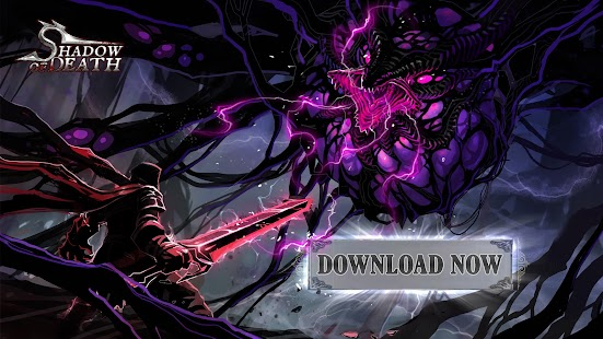 Shadow of Death: Darkness RPG - Fight Now! Screenshot