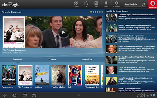 Cinemagia Tab - program TV For PC Windows (7, 8, 10, 10X) & Mac Computer Image Number- 5