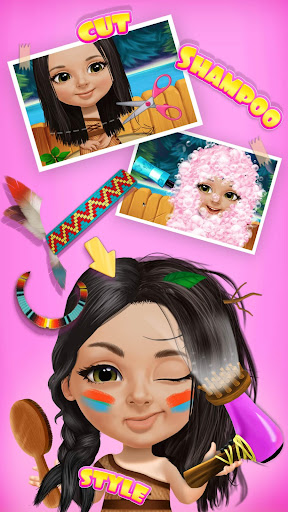 Sweet Baby Girl Summer Camp - Holiday Fun for Kids 7.0.30002 screenshots 2