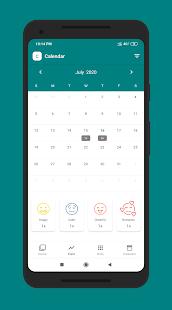 iDaily Mood - Mood and Activity Tracker