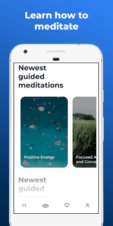 Declutter The Mind Meditation  poster 1