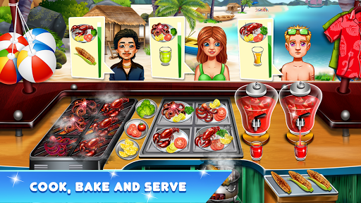 Cooking Fest : The Best Restaurant & Cooking Games 1.44 screenshots 5