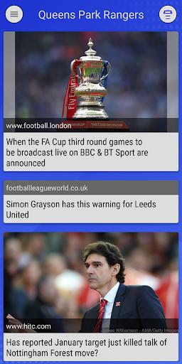 efn - unofficial qpr football news screenshot 1