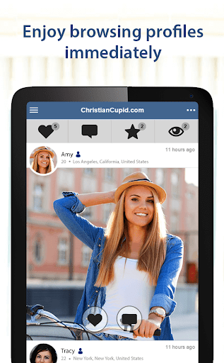 ChristianCupid - Christian Dating App 3.2.0.2662 Screenshots 10