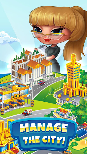 Pocket Tower: Building Game & Megapolis Kings 3.21.7 screenshots 2