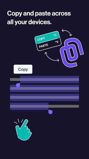Clipt - Copy & Paste Across Devices screenshots 2