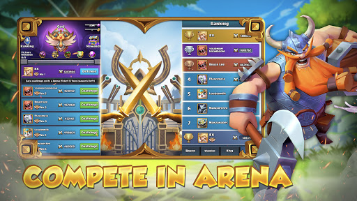 Age of Guardians - New RPG Idle Arena Heroes Games 1.0 screenshots 5