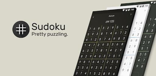 Screenshot of Sudoku - The Clean One