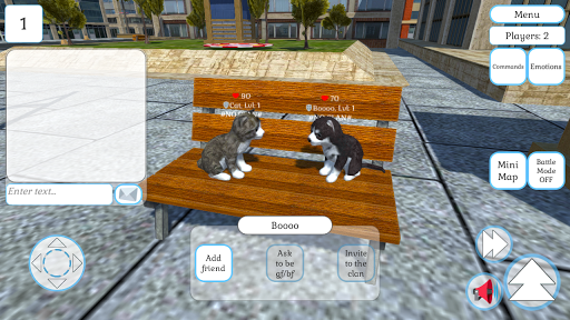Cute Cat And Puppy World screenshots 17