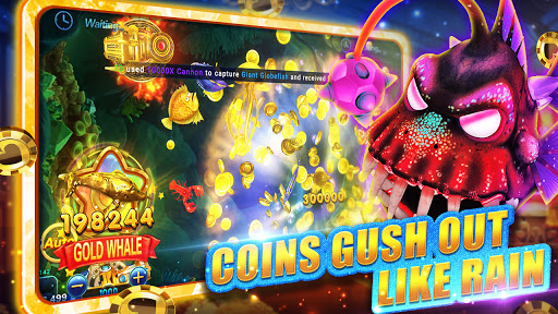 Coin Gush - New Fishing Arcade Game modavailable screenshots 13
