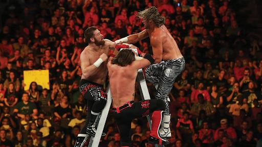 Real Wrestling Ring Fighting: Wrestling Games screenshot 12
