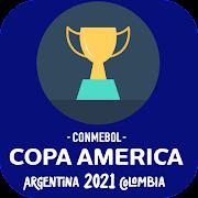 Copa america 2021 Schedule Team group