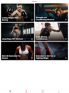Train Like a Boxer - Workout From Home